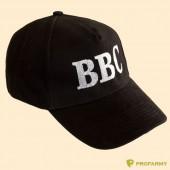 Бейсболка ВВС черная