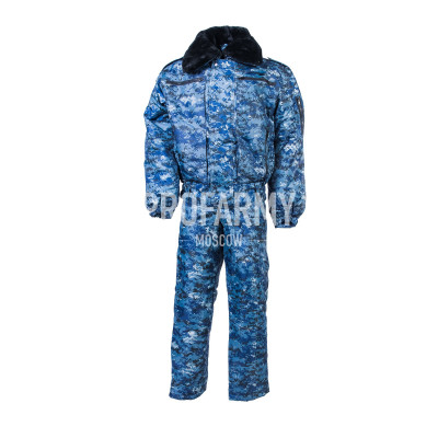 Костюм зимний Снег-М (цифра МВД) оксфорд 561e0dcaec42b