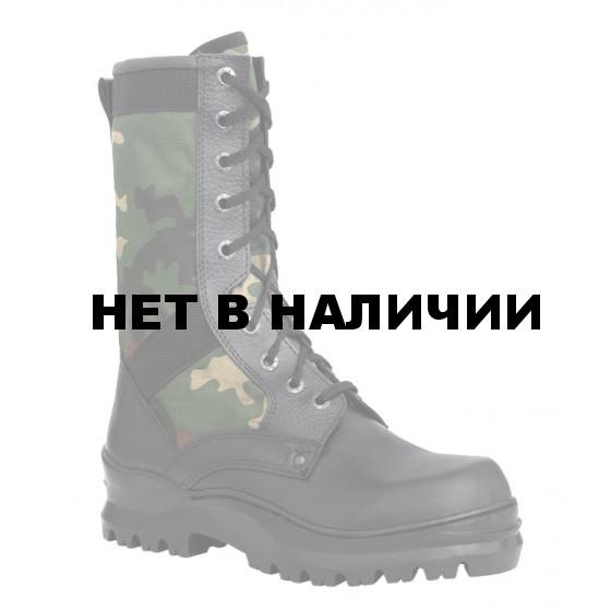Ботинки с высокими берцами Тропики Камуфляж модель 16