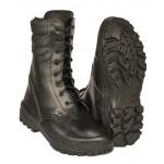 Ботинки с высоким берцем Ратник-Зима на натуральном меху, подошва резина (в уп.8 пар)
