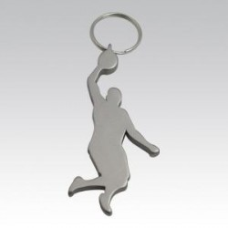 Брелок Открывалка-Баскетболист (упак=10 шт), 3491