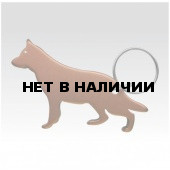 Брелок Открывалка-Немецкая овчарка (упак=10 шт), 3454