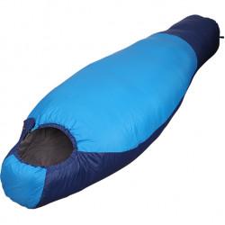 Спальный мешок Antris 60 Primaloft синий/голубой
