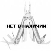 Мультитул Leatherman Charge Plus TTI (832528) серебристый