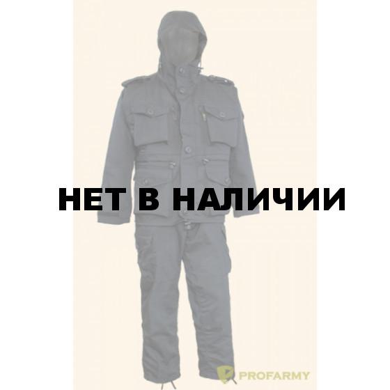 Костюм Смог конвас (Черный)