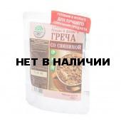 Готовое блюдо Каша гречневая со свининой (Кронидов)