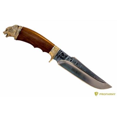 Нож Рысь сталь Х12МФ