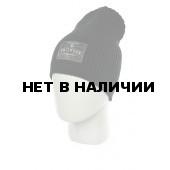 Шапка полушерстяная marhatter MMH 8897/3 чёрный