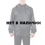 Куртка-ветровка Полиция, ткань Твил