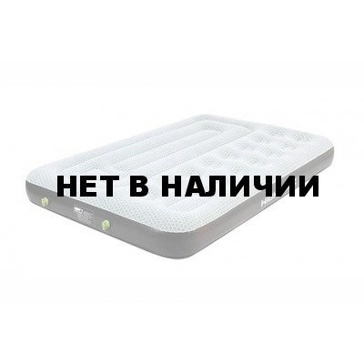 Матраc надувной Air bed Multi Comfort Plus серый/черный 198 x 137 x 22 cm, 40053