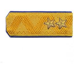 Погоны ФСБ генерал-лейтенант на китель парадные