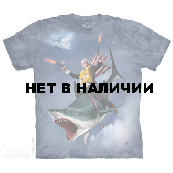 Футболка The Mountain Duda Shark M