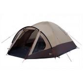 Палатка Talos 4 коричневый, 320х240х130см, 11459