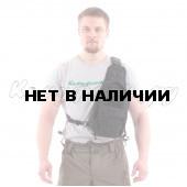 Сумка KE на плечо 5 литров Polyamide 500 Den черная