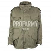 Куртка Mil/Tec M-65 (олива) подстегом