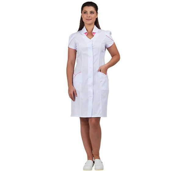 Халат медицинский женский модель 01 Вдохновение