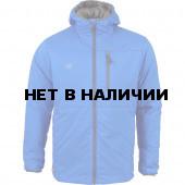Куртка Barrier Primaloft с капюшоном синяя 50/170-176