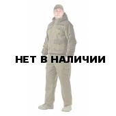 Костюм демисезонный БАРС-ВЕСНА/ОСЕНЬ куртка/брюки, цвет: Хаки/т.хаки, ткань : Мембрана