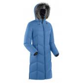 Пальто пуховое женское BASK ROUTE V3 голубое