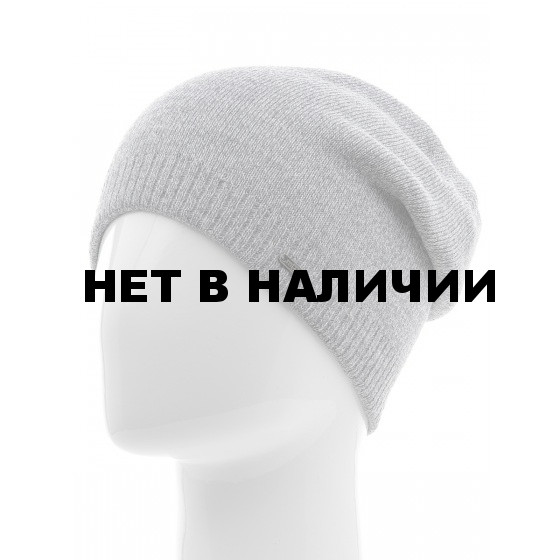 Шапка полушерстяная marhatter MMH 4836/3 светло-серый