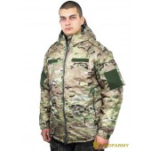 Куртка зимняя ВКБО оксфорд мультикам
