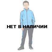 52f8b8e9de830 Купить. Костюм детский трикотажный ТИгР т.синий с голубым (куртка + брюки  100%х
