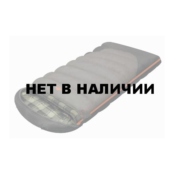 Мешок спальный SIBERIA Wide Plus серый, левый