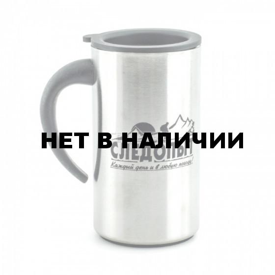 Термокружка изотермическая СЛЕДОПЫТ PF-CWS-P66, 280 мл