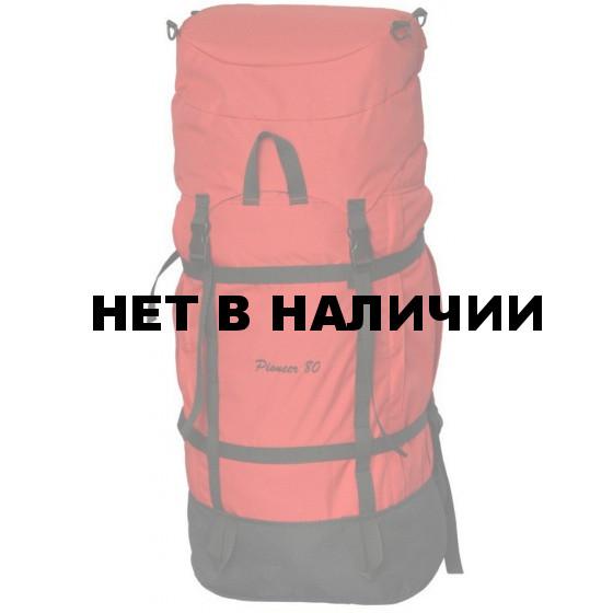 Рюкзак Пионер 80л цвет красный