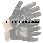 Перчатки с нитриловым покрытием, манжета, обливные ULT420