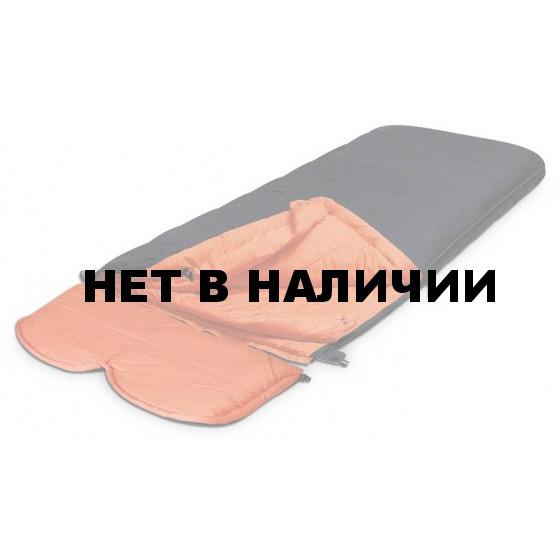 Мешок спальный OMEGA ICE (Platinum) черный, правый