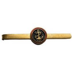 Зажим для галстука Морская пехота металл