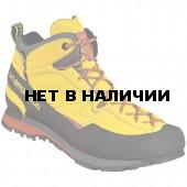 Кроссовки BOULDER X MID GTX Blue/yellow, 17EBY