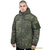Куртка зимняя ВКБО мембрана пиксель