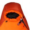 Спальный мешок Fantasy 340 мод. 2 терракот/оранжевый R