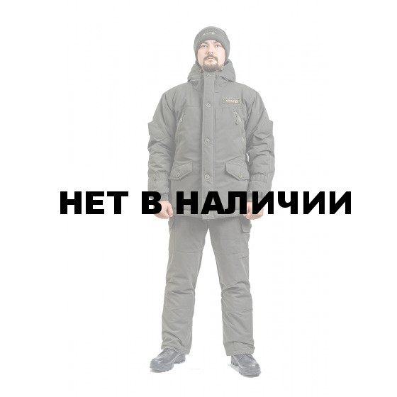 "Костюм Зимний ""Беркут"" цвет ""Dark Olive"", 100% полиэстер (Финляндия)"