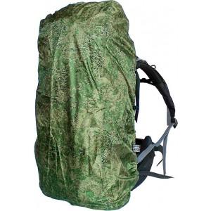 Накидка на рюкзак 45-60 л цифровая флора