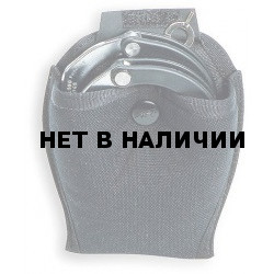 Подсумок для наручников TT CUFF CASE CLOSED black, 7737.040