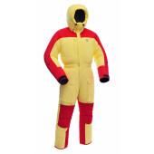 Комбинезон пуховый BASK ULTIMATE V2 желто/красный