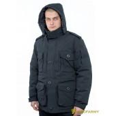 Куртка Смок-3 мембрана черная