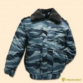 Куртка зимняя Снег Р51-07 лана серый камыш