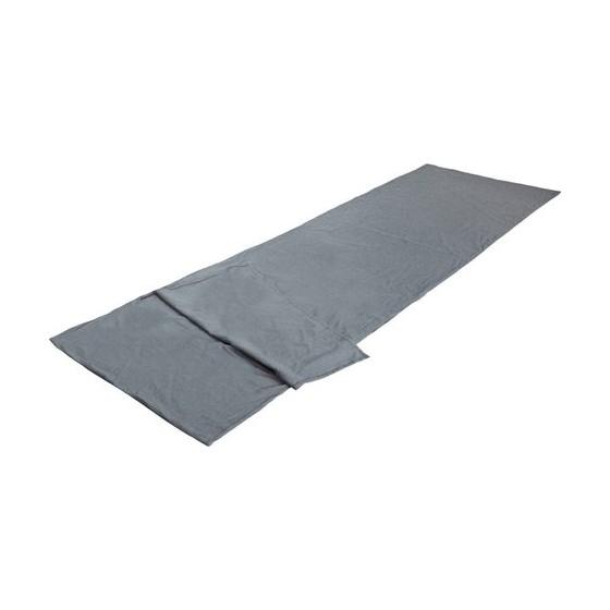 Вставка в мешок спальный TC Inlett Travel серый, 225х80см, 23527