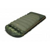 Мешок спальный TUNDRA Plus XL оливковый, левый, (195+35) x 110