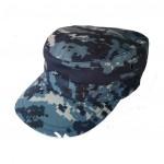 Кепи МПА-13-01 (НАТО-М) серо-голубая цифра крупная, ткань Мираж