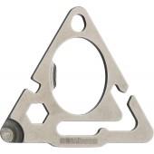 Мультитул в форме треугольника. из нержавеющей стали Stainless Triangle Tools (упак=10 шт) - 1 цвет, 2505