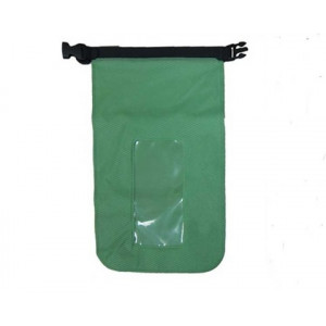 Гермомешок HERMOBAG 2DW 2L apple green, 20x35 cm