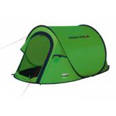 Палатка Vision 2 зелёный, 140х235 см, 10108