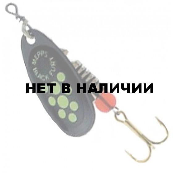 Блесна MEPPS Black Fury CHART NR блистер №3 CCBF40031