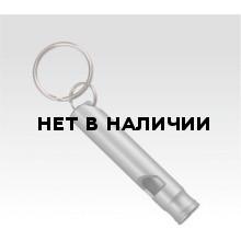 Брелок Алюминиевый свисток большой (упак=10 шт), 3394