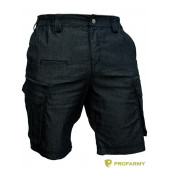 Шорты мужские SOMALI-CPS78 Denim black gray
